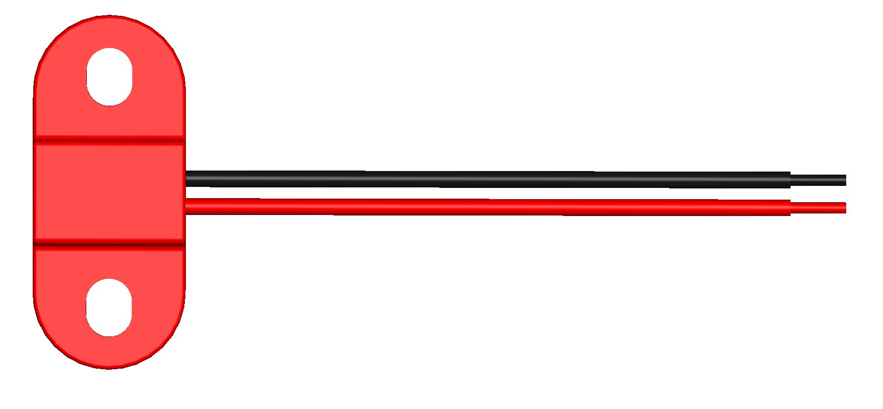 Hallsensor Unipolar Switch MHS-901 (2-Draht)